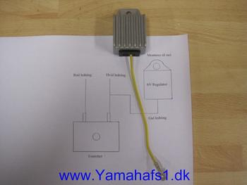 Regulator 6volt