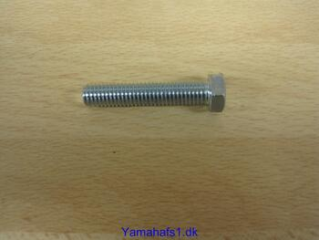 Bolt M8x40mm Nøglevidde 12