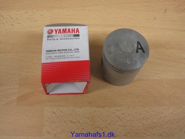 Originalt Yamaha stempel std. 39,96mm