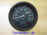 Speedometer i chrom MC model